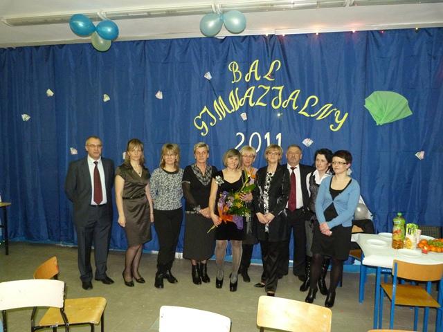 c2f17de821 Bal gimnazjalny 2011 - XXVII Liceum Ogólnokształcące im. Zesłańców ...