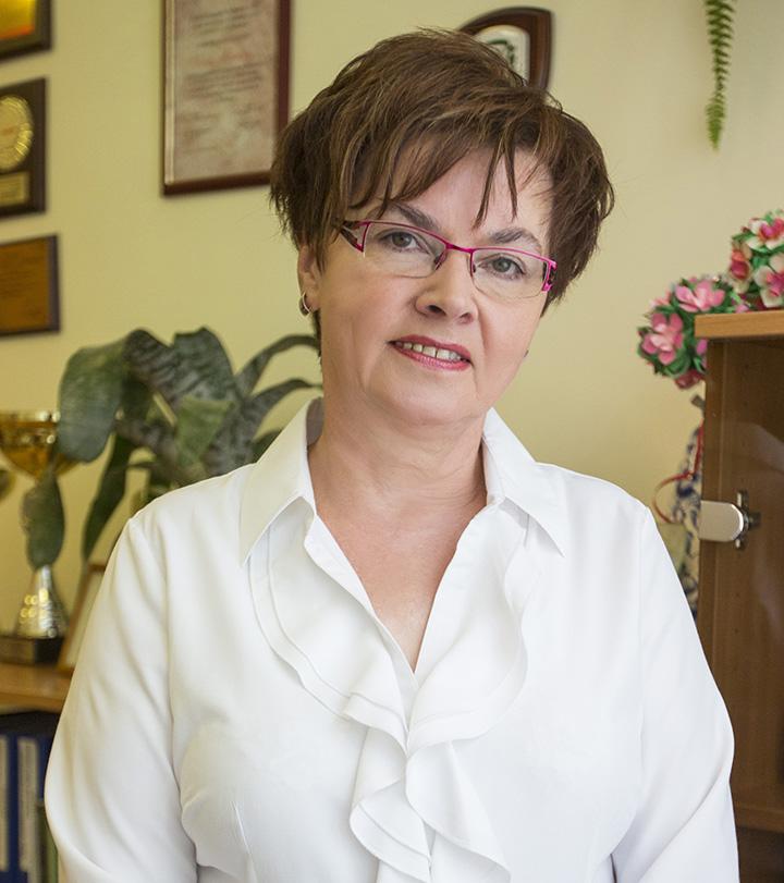 mgr Urszula Łapińska-Łubniewska