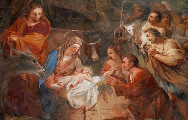 Życzenia świąteczne od 27 Liceum w Lublinie - Boże Narodzenie